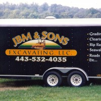 JBM & Sons Excavating, LLC trailer