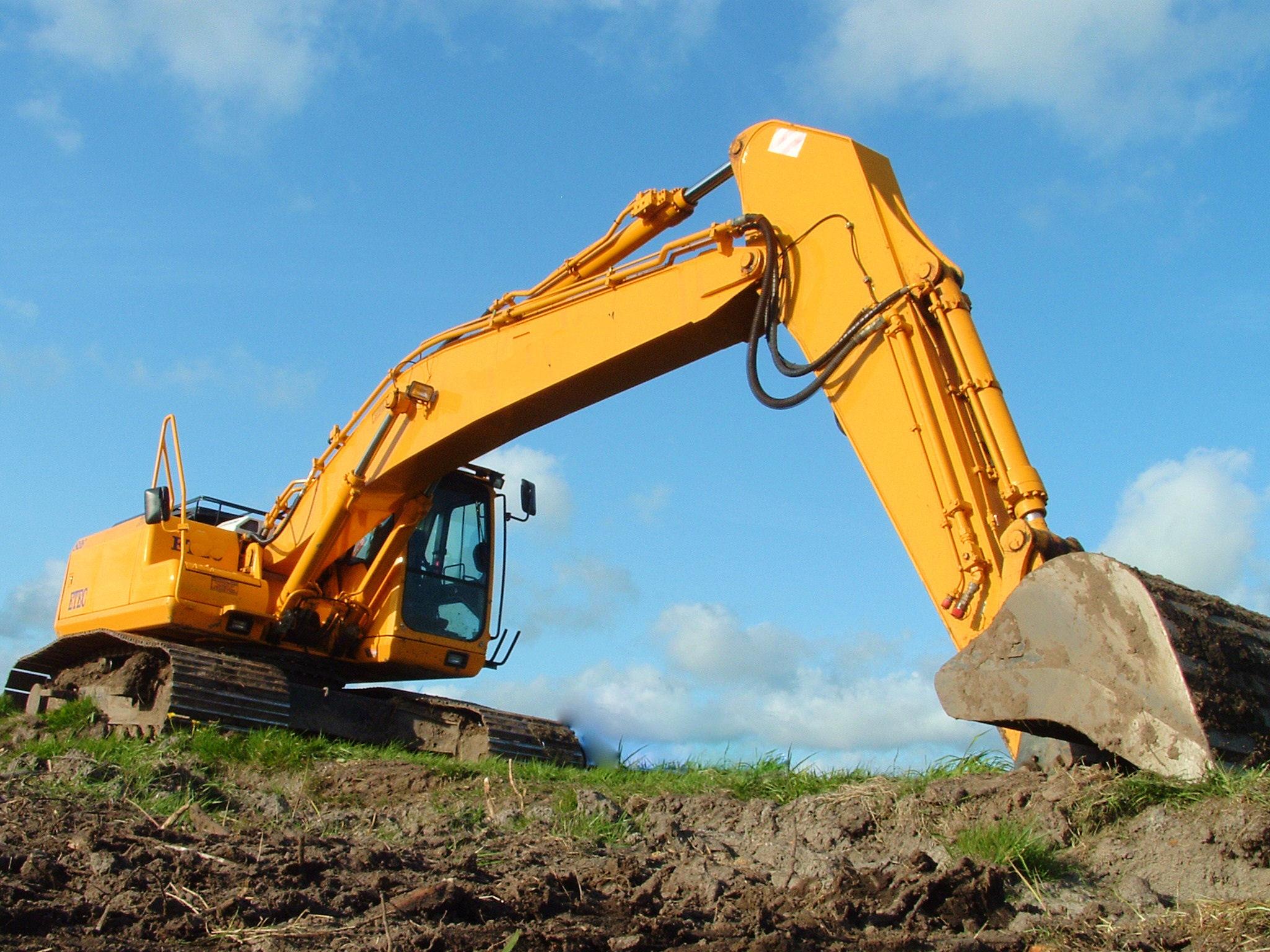 Southern Maryland Excavator
